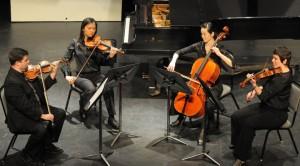 Haase Quartet Mason Performance 2