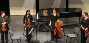 Haase Quartet Mason Performance